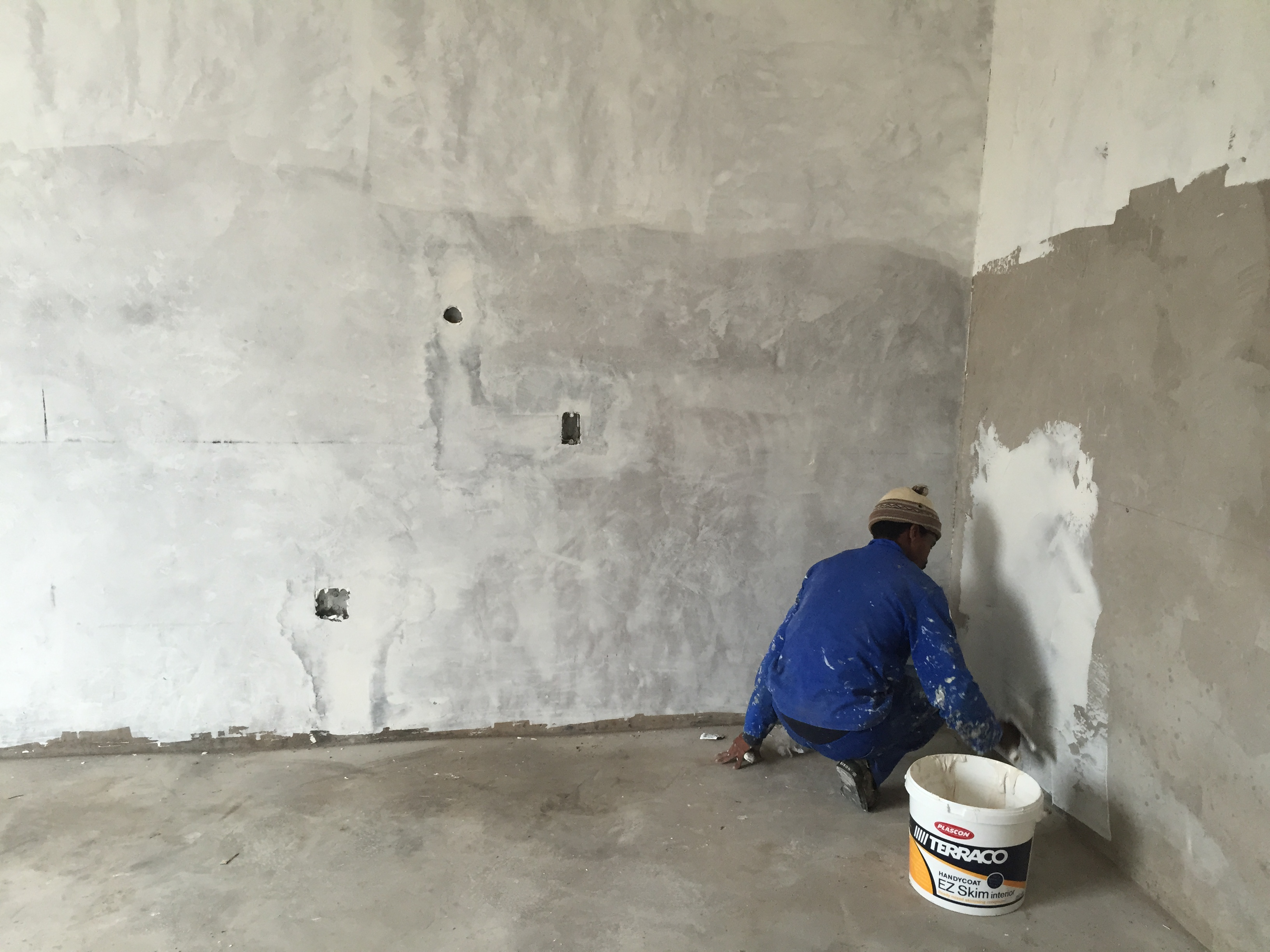Why Great Plaster Work Will Make All The Difference